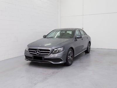 Mercedes Classe E Berlina