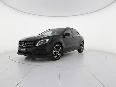 Mercedes GLA