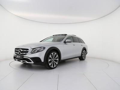 Mercedes Classe E SW All-Terrain