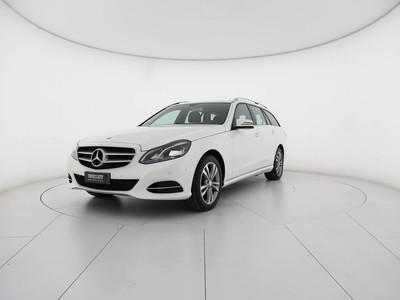 Mercedes Classe E SW